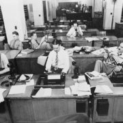 new-york-times newspaper creation team in the 70s