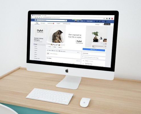 facebook business page for marketing strategy